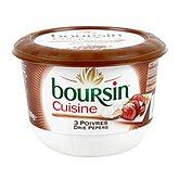 Boursin cuisine 3 poivres 240g