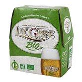Bière Licorne 5%vol Bio 6x27.5cl