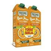 Jus de fruits Pressade Orange - 2x1.5L