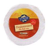 Coulommiers au lait cru Nos Régions ont du Talent 500g