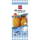 Madeleine pur beurre Erte x6 - 180g