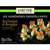 Labeyrie Aumonières escargot  x12 - 180g