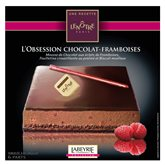 Labeyrie Obsession  Lenôtre Chocolat framboise - 405g