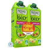 Pressade Nectar bio  Multifruit - 2x1.5L