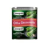 Cassegrain Haricots verts Fagot  Extra fins - 2x220g