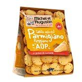 Michel et Augustin Sablé  Parmigiano moutarde - 120g