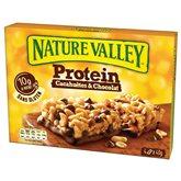 Valley Barre de céréales Nature Valley Chocolat & Cacahuetes - 4x40g