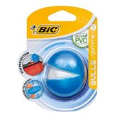 Bic Gomme bulle Bic Bleu - x1