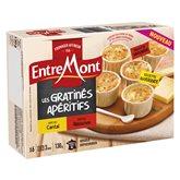 Entremont Gratinés apéritifs  x6 - 130g