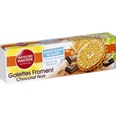 Gayelord Hauser Galettes froment Vivis Chocolat noir fer 180g