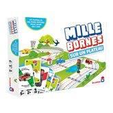 Dujardin Mille Bornes + plateau Dès 5 ans - 2 à 8 joueurs