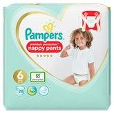 Pampers Culottes  Nappy Pants T6 : 15+kg - x28 changes