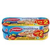 Saupiquet Maquereaux grille  2x120g