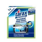 Tarax Traitement fosses Tarax 3 mois - 13 sachets - 195g