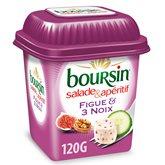 Boursin Boursin salade et apéritif Figue - 120g