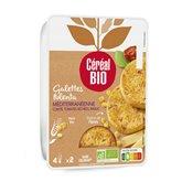 Céréal Bio Galettes polenta Céréal Bio Méditerranéenne - 160g