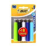 Bic Briquets  J26 Maxi standard - x4 + 1grt